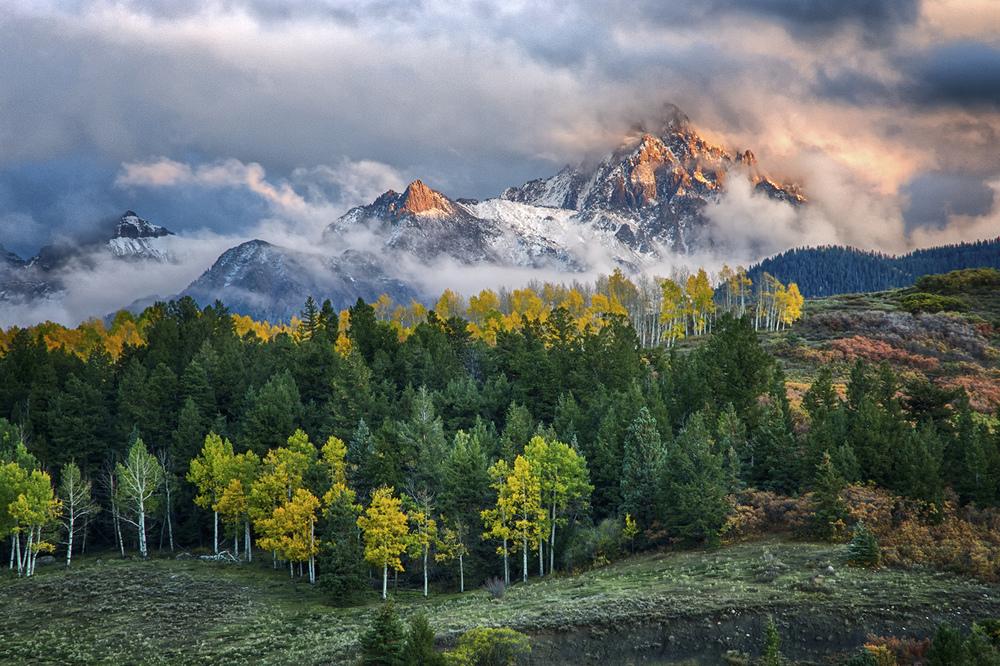 """""""Misty Mountain"""""""