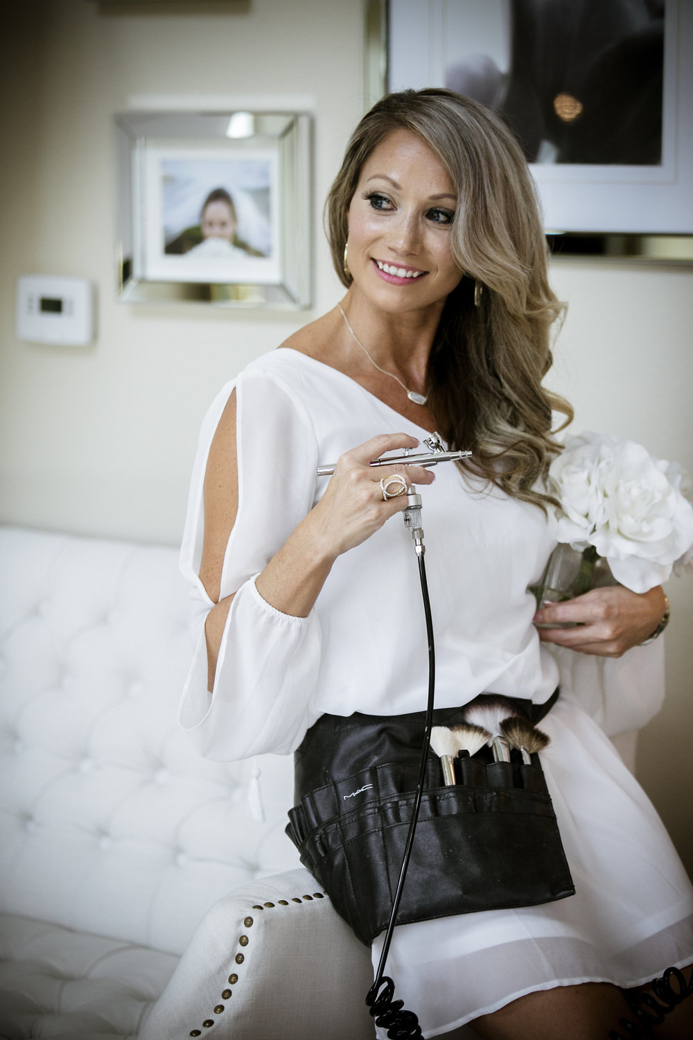 Melanie Dial, CEO & Founder | Bridal Makeup MD, Inc