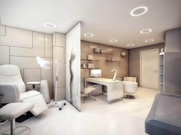 About iberri design the iberri company for Interior design doctor s office