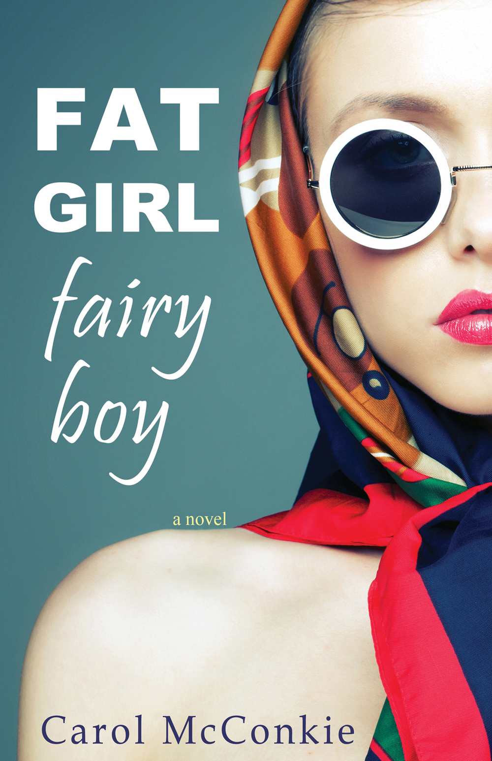 'Fat Girl Fairy Boy' by Carol McConkie