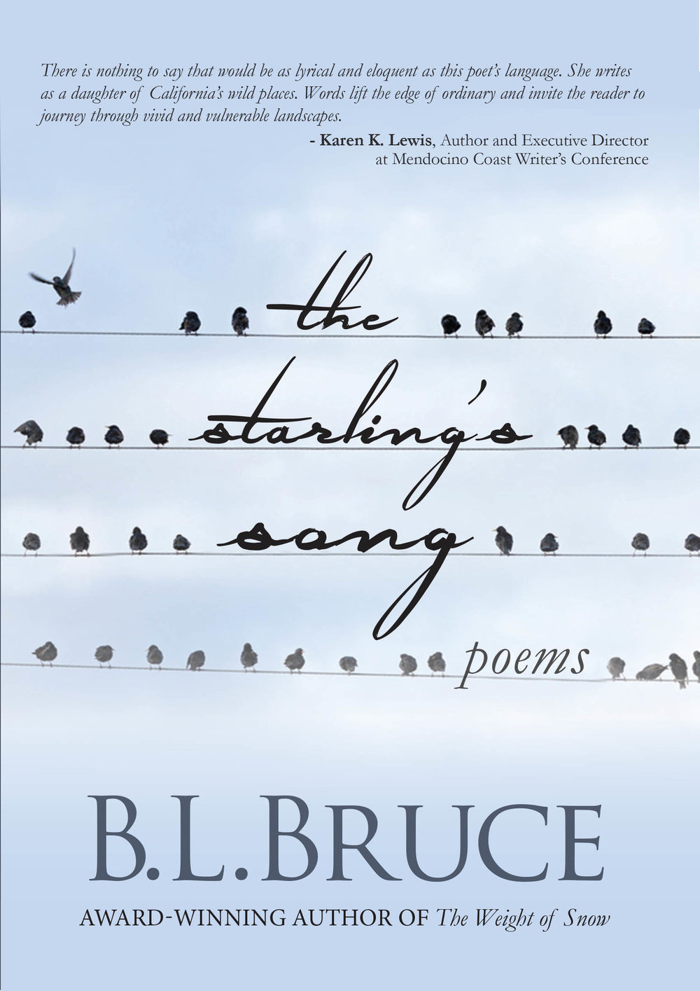 The Starling's Song: Poems