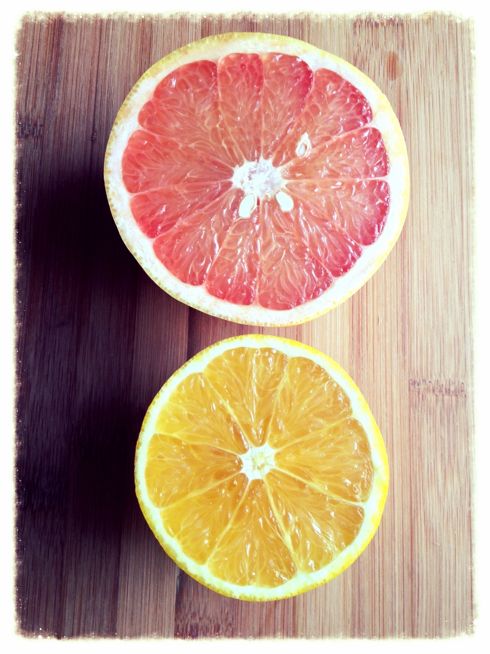 Grapefruit and Orange, H&S Citrus