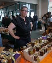 Master food preserver Christina Ward