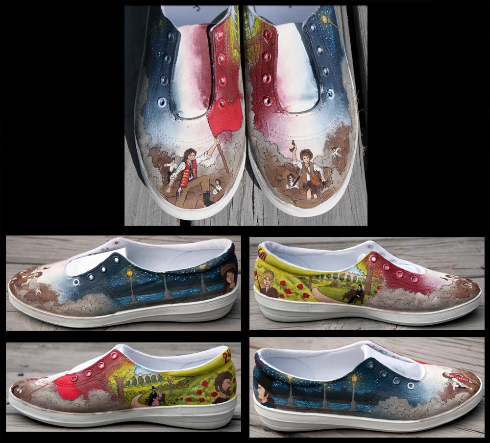 Les Miserables Shoes