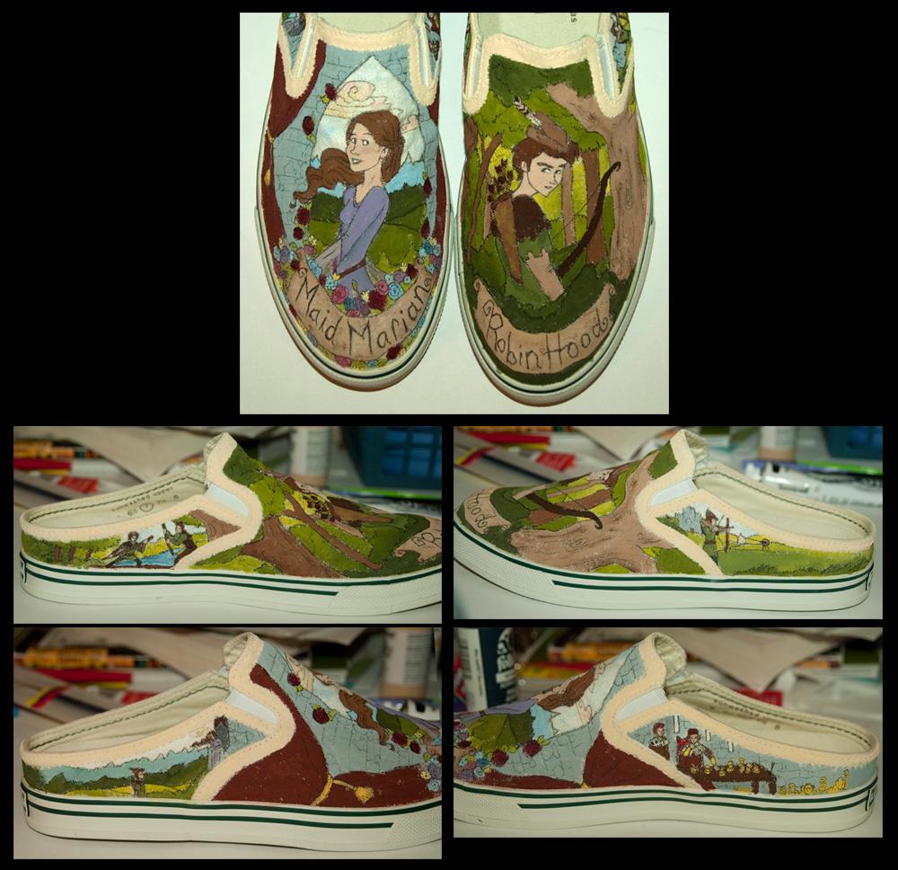 Robin Hood Shoes