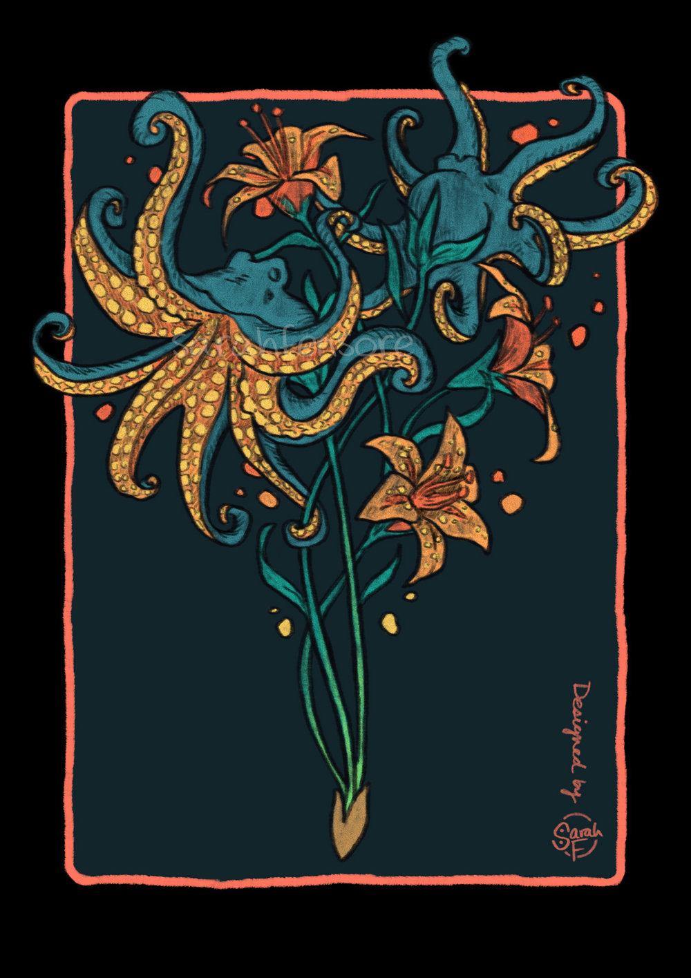 Octopus Lilies