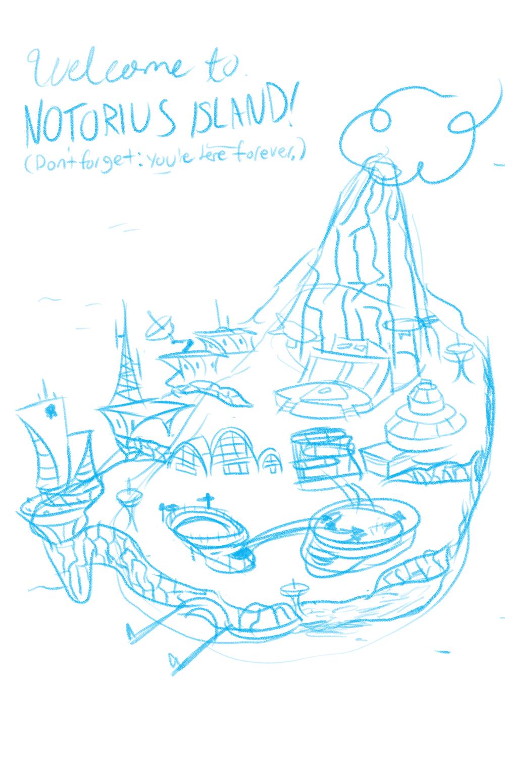 2. Rough Sketch
