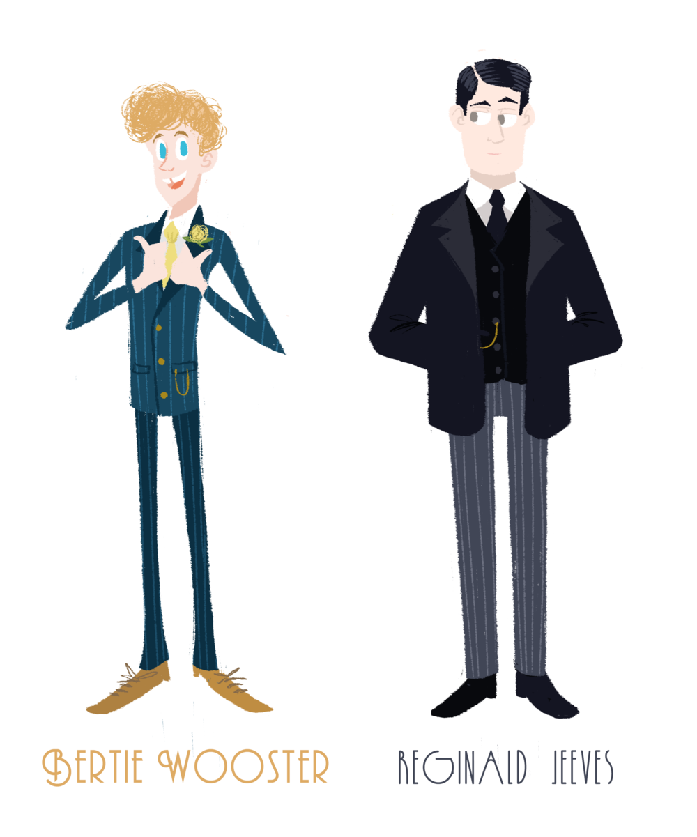Jeeves and Wooster - 2015