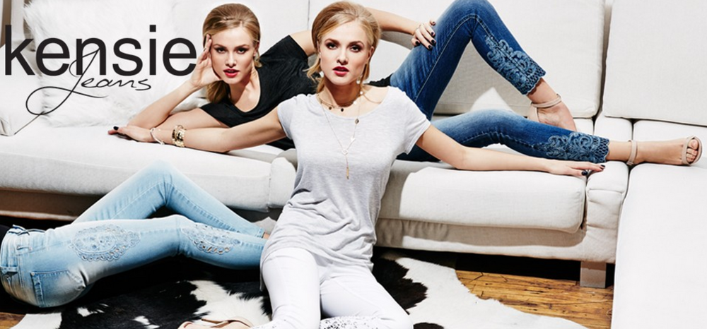 kensie Jeans Giveaway, win a pair of kensie jeans