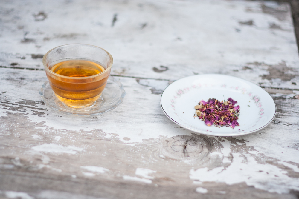 Serendipitea secret garden tea