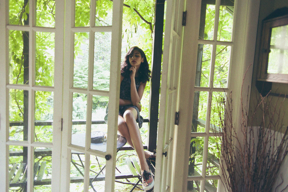 Apneet Kaur for Vans, East Village Treehouse NYC