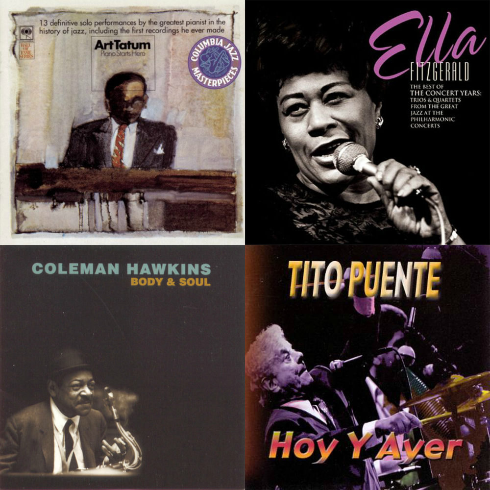 jazz playlist