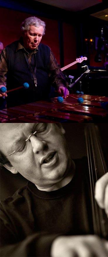 Gene Parker - vibes Ray Parker - bass (c) Rick Luettke