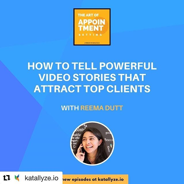 🙌🏼🙏🏼😁 #Repost @katallyze.io with @get_repost ・・・ Video 🎬is here to stay! My friends @luminoustudios shares some practical ways you can use video to attract high value clients: https://buff.ly/2LSrKCB #contentmarketing #salestips #entrepreneurs #marketing #success @saniajhankar