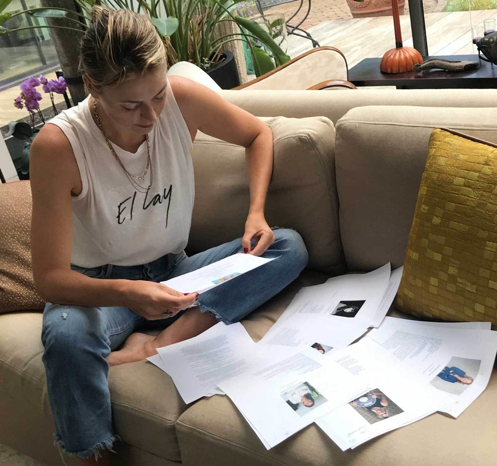 Luminoustudios Selected for Maria Sharapova's Spectacular Seven Entrepreneur Program - As a top finalist across the nation, the team at Luminoustudios works with Sugarpova and NAWBO to build a stronger business.
