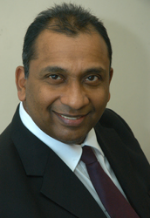Peter Selveratnam, Specialist Musculoskeletal Physiotherapist.