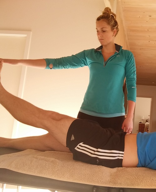 Active Straight Leg Raise (ASLR)