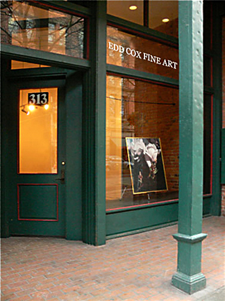 EDD COX FINE ART - 313 FIRST AVENUE SOUTH - PIONEER SQUARE