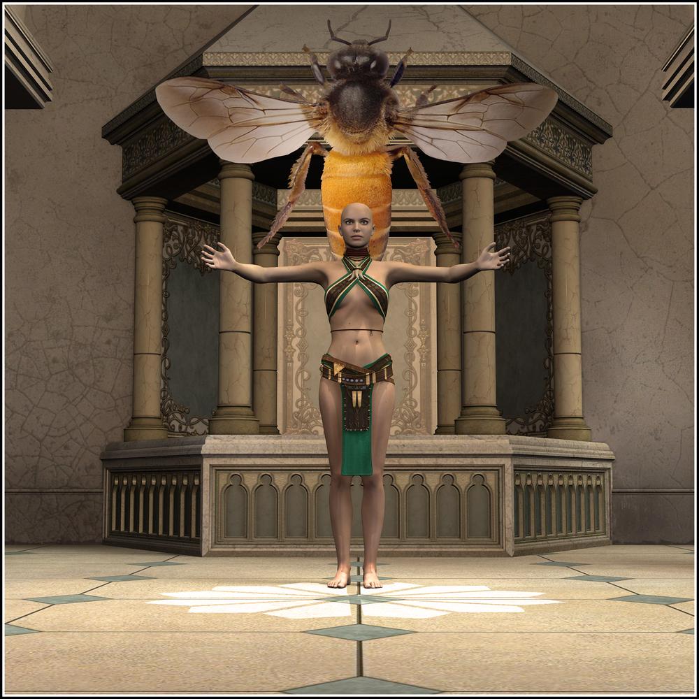 Raffaela-HelTomb-Bee 01.png