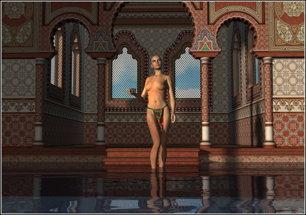 Raffaella-Standing in Water-Temple 01.png