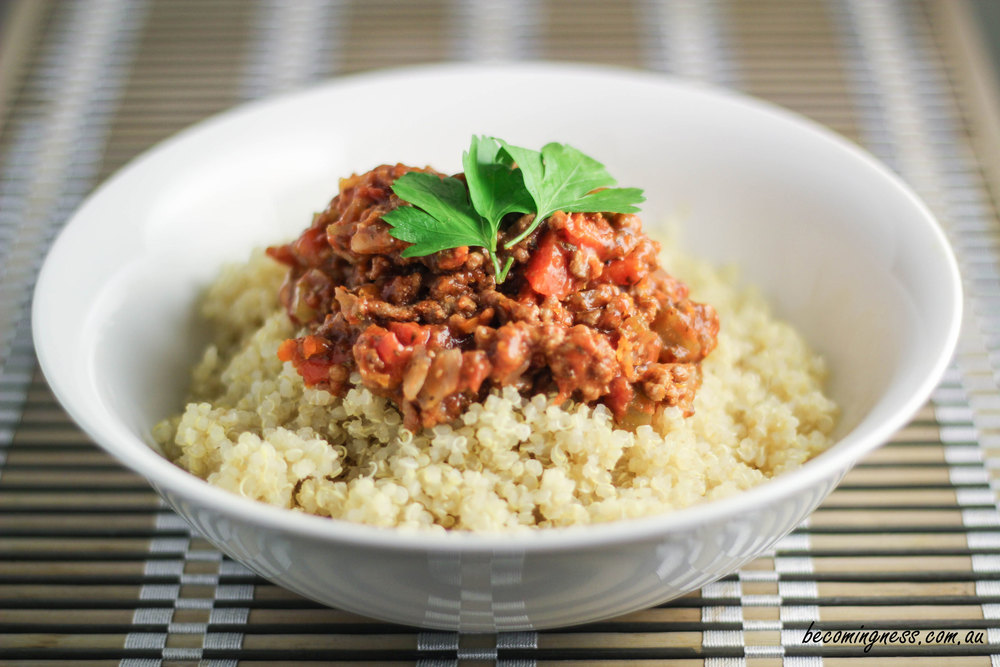 cooking-with-quinoa-bolognese