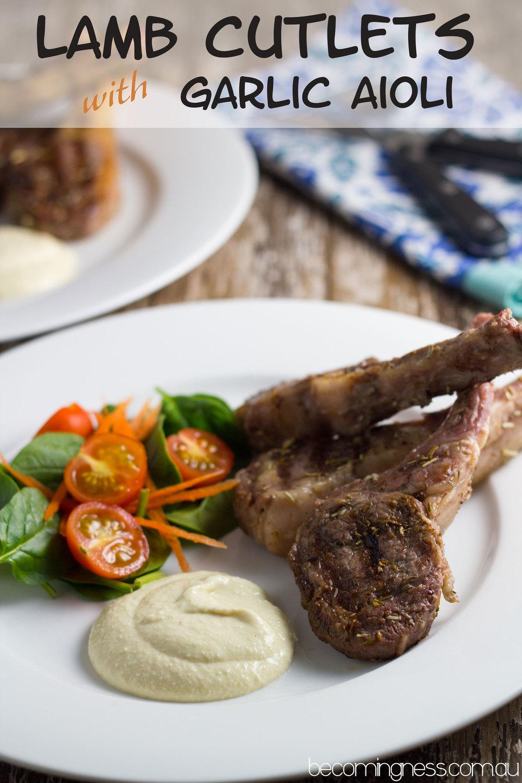 lamb-cutlets-garlic-aioli