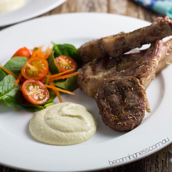 greek-lamb-cutlets-garlic-aioli