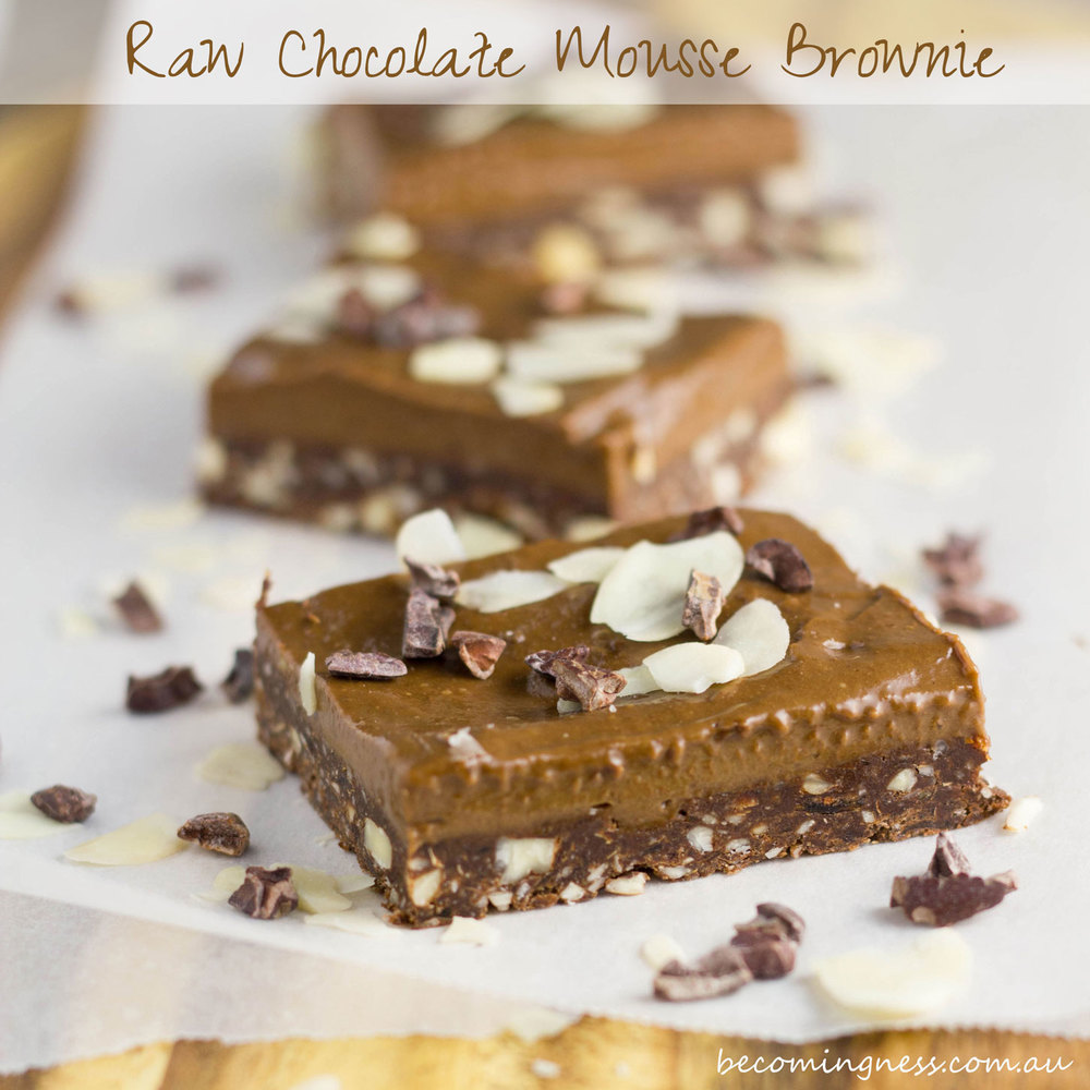 raw-chocolate-mousse-brownie