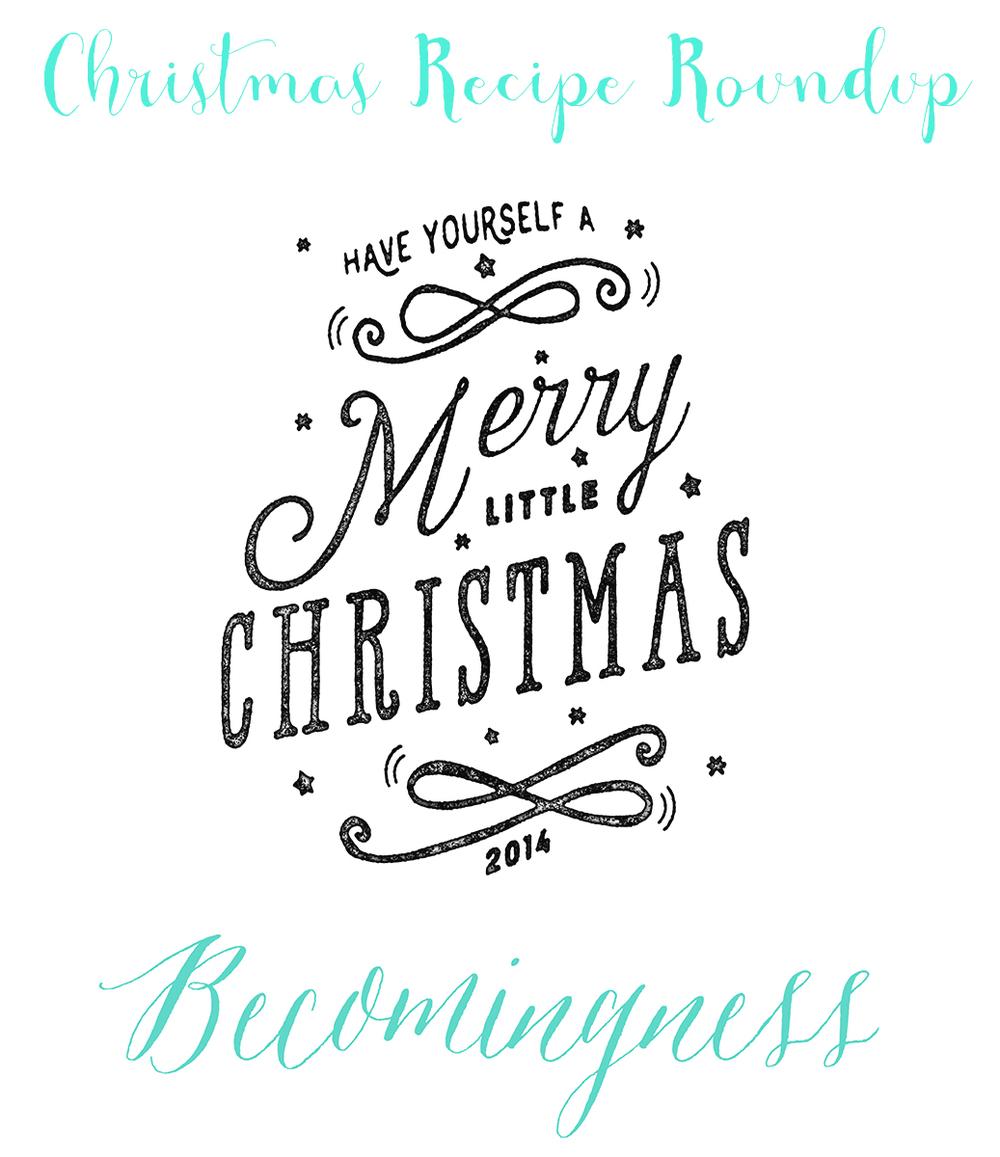 christmas-recipe-roundup