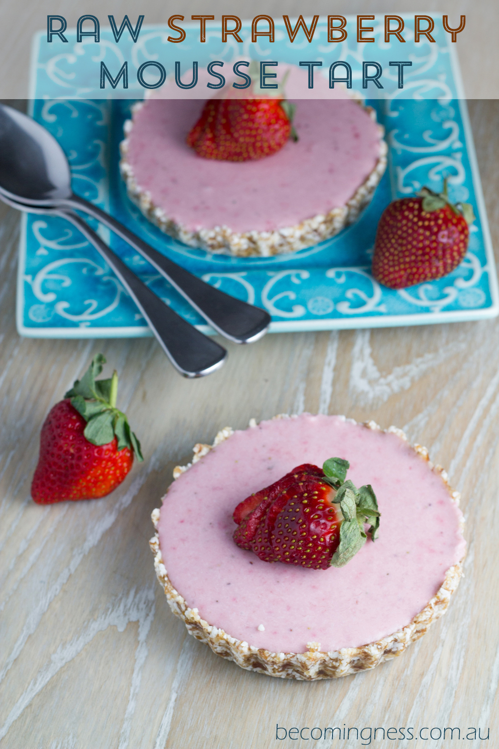 Raw-Strawberry-Mousse-Tart