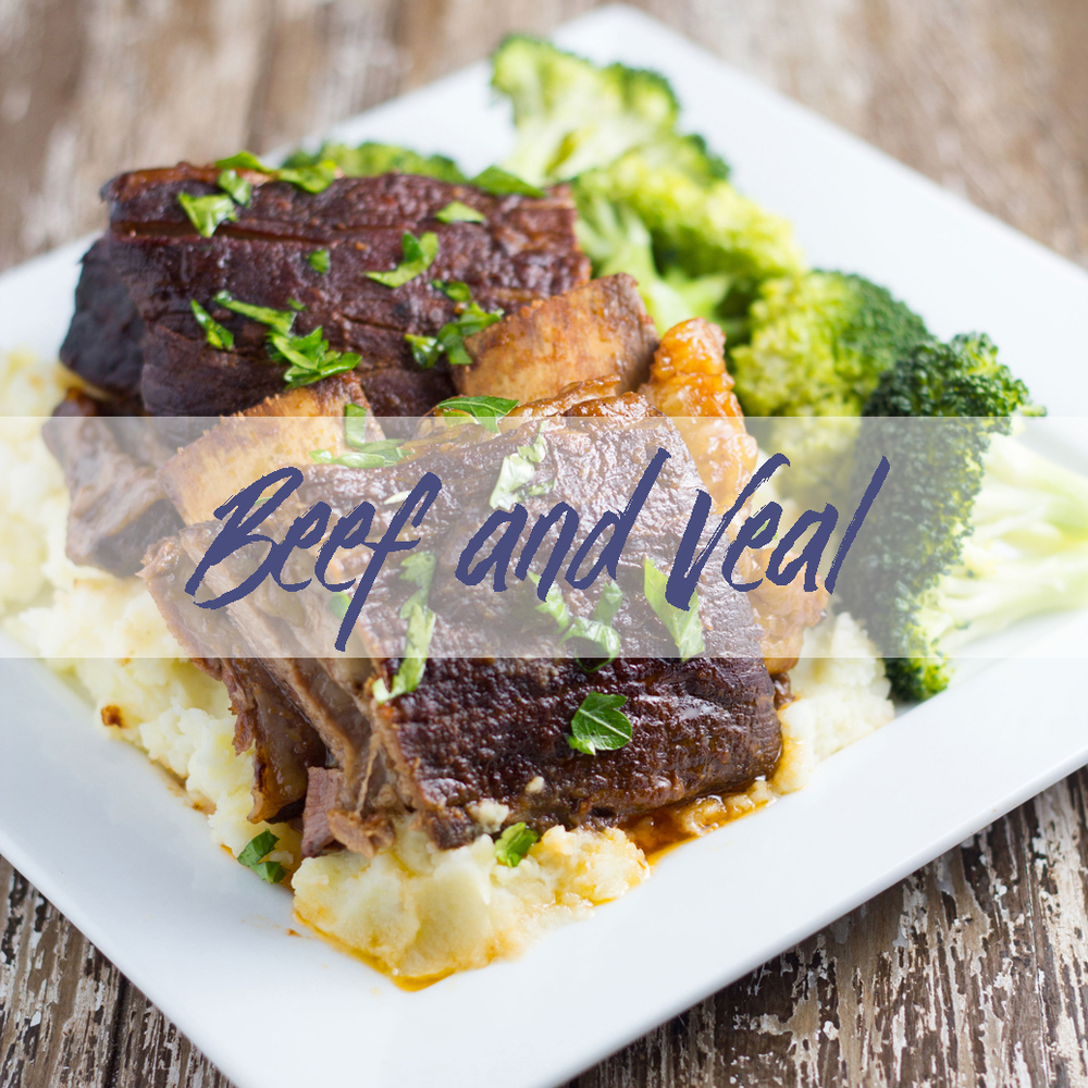 Beef and Veal