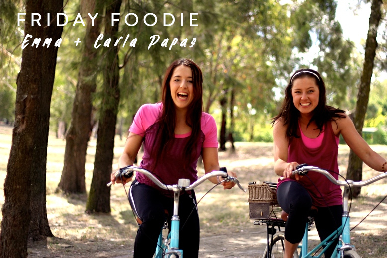 Friday-Foodie-Emma-Carla-Papas-The-Merrymakers-Sisters