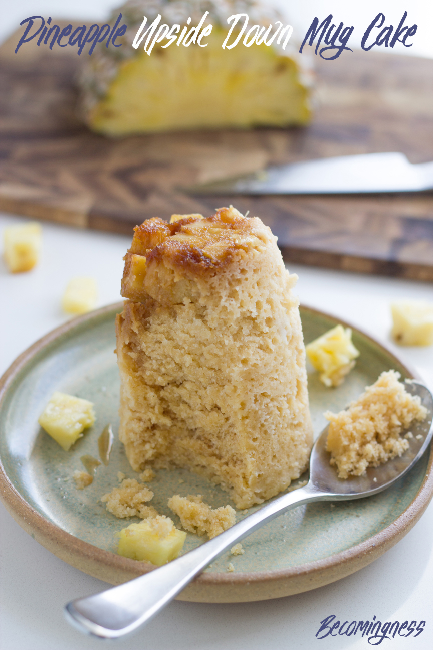 pineapple-upside-down-mug-cake