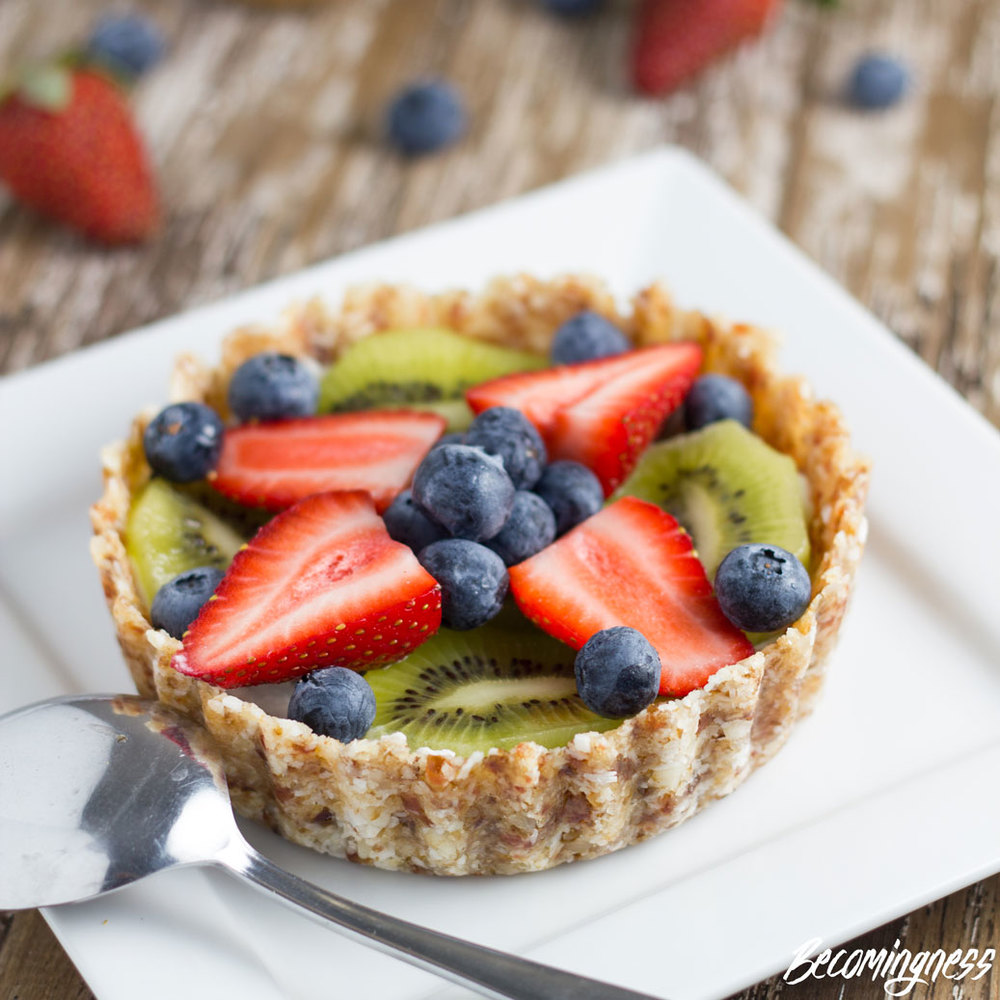 Raw-Fruit-Tart