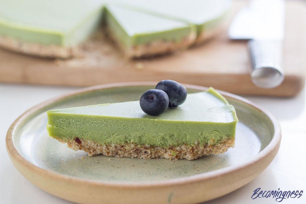raw-matcha-cheesecake