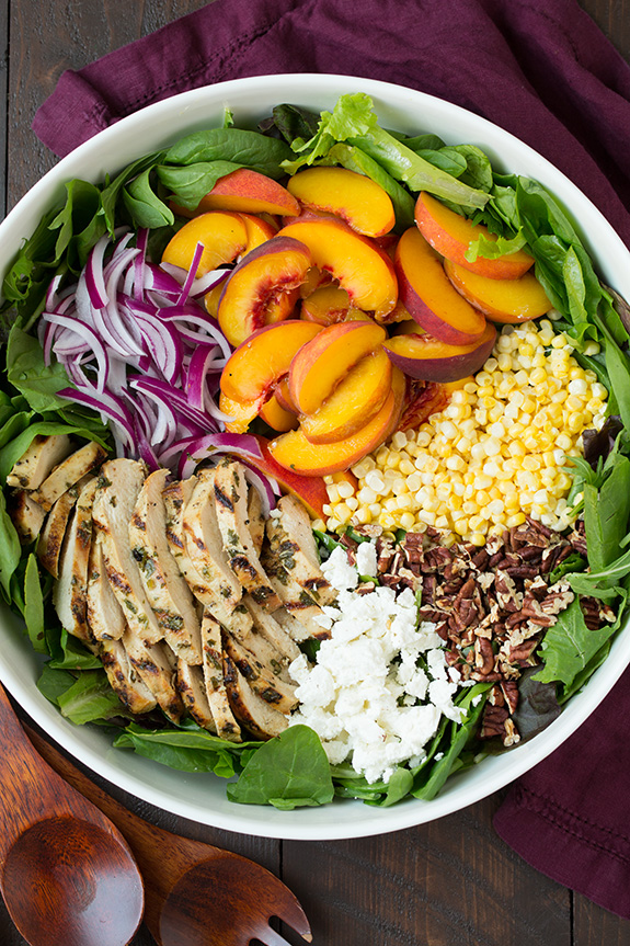 peach-salad-grilled-basil-chicken-super-salads