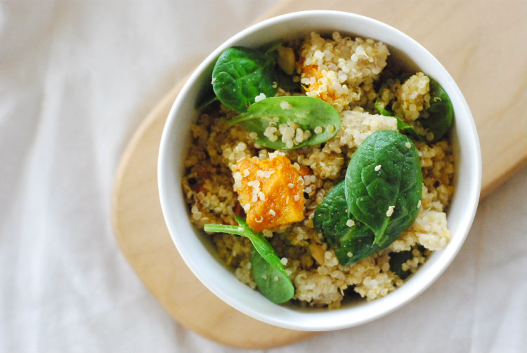 autumn-pumpkin-quinoa-salad-quinoa-recipes