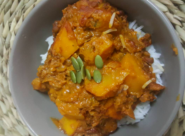 Pumpkin-lentil-curry-winter-recipes