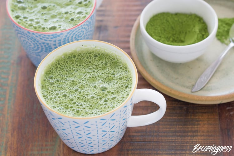 matcha-latte-winter-recipes