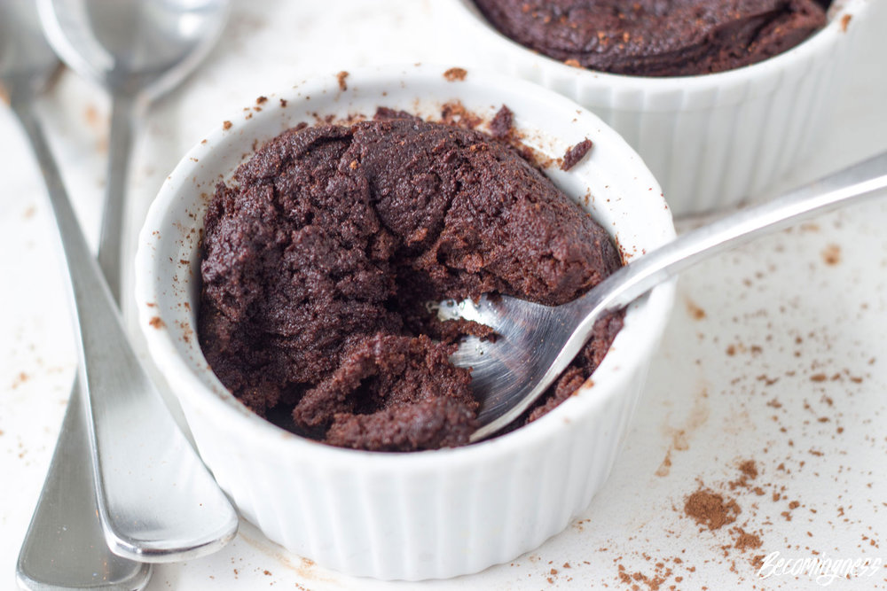 thermomix-flourless-chocolate-puddings