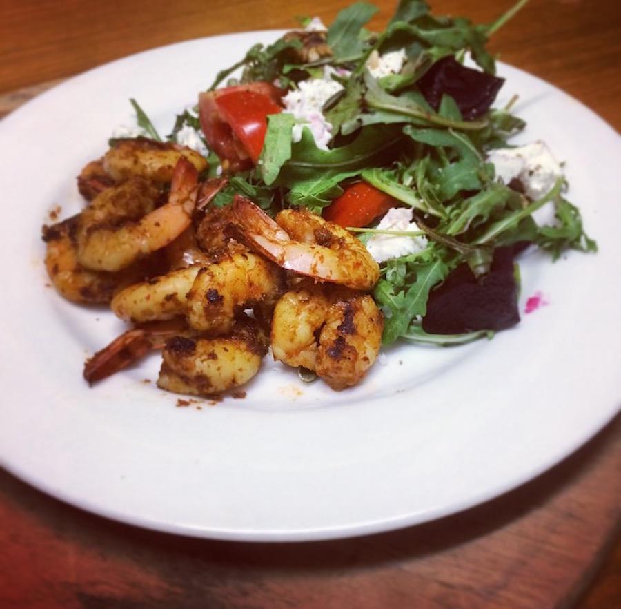 friday-foodie-natalie-bourke-spicy-prawn-salad