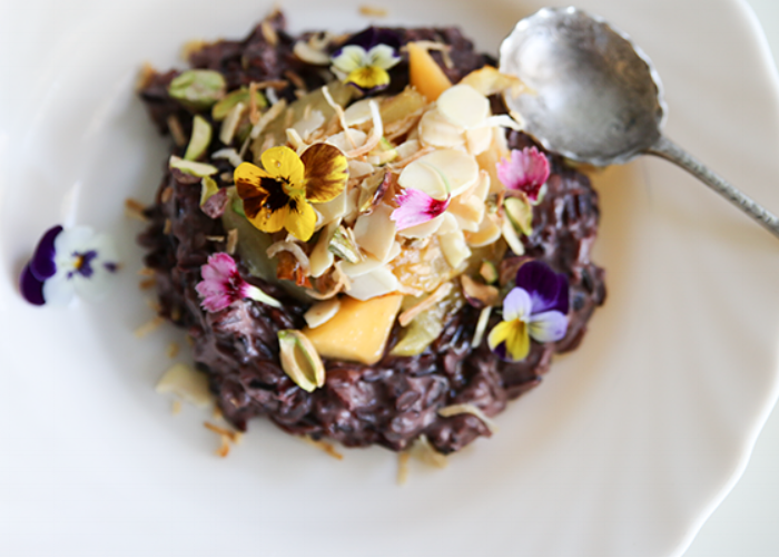 11-healthy-easy-breakfast-recipes-sticky-black-rice-bircher-pudding
