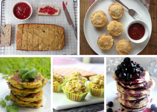 16 Healthy Lunch Box Recipes That Your Kids