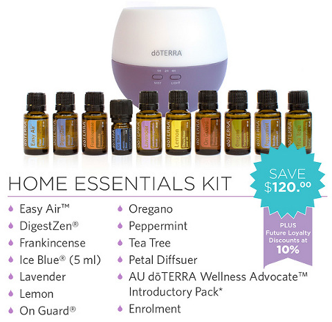 doterra-home-essentials-kit