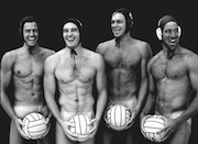 This is how water polo should be played.