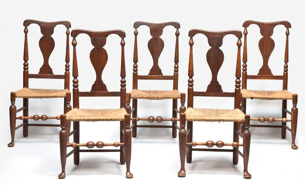 Set of Hudson Valley Side Chairs