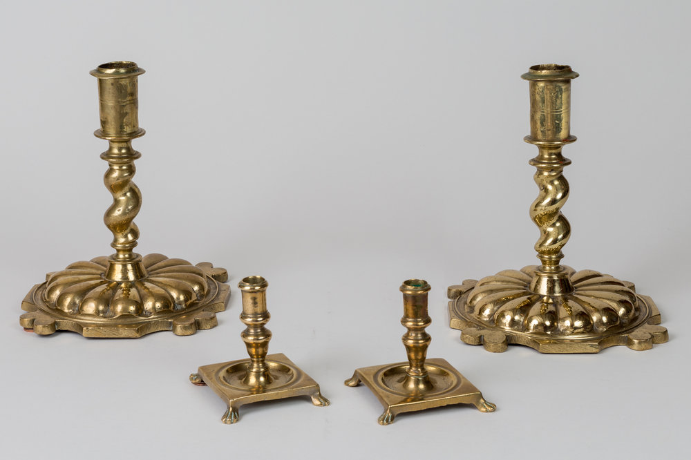 Spanish Candlesticks