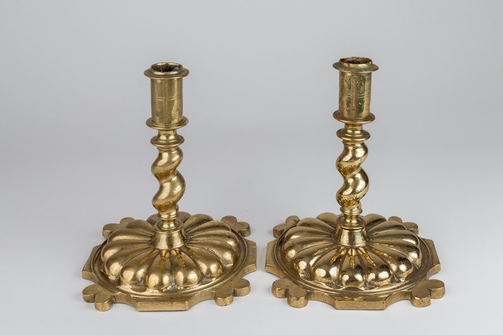 Spanish Candlesticks Large