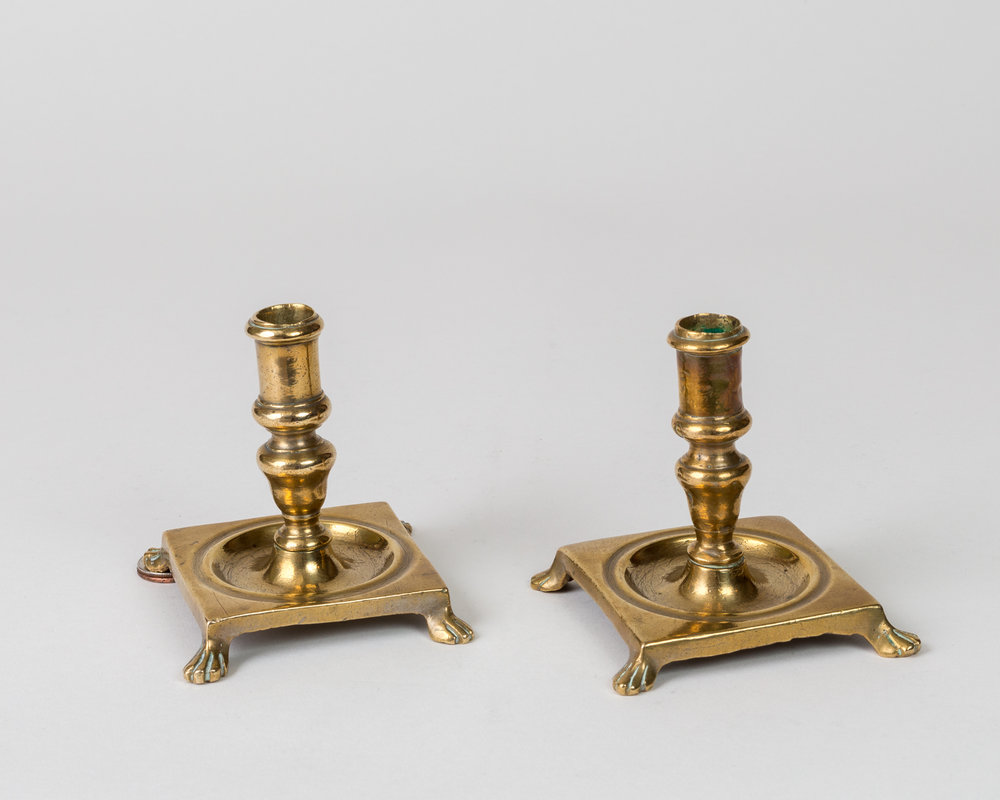 Spanish Candlesticks 2