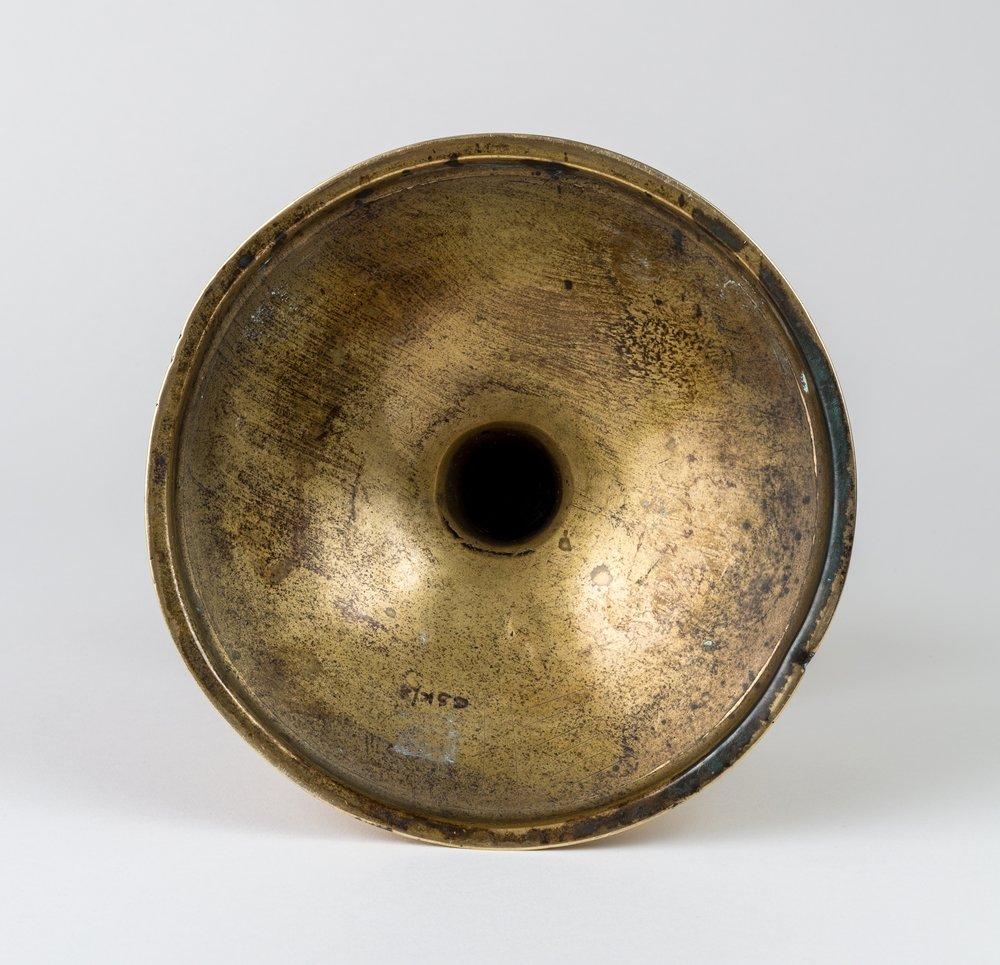 Trumpet Stick Detail